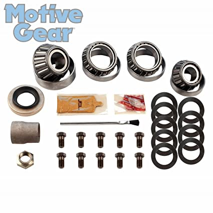 "Motive Gear R11RV6MKT Master Bearing Kit with Timken Bearings (Toyota 8"" V6 and Turbo"