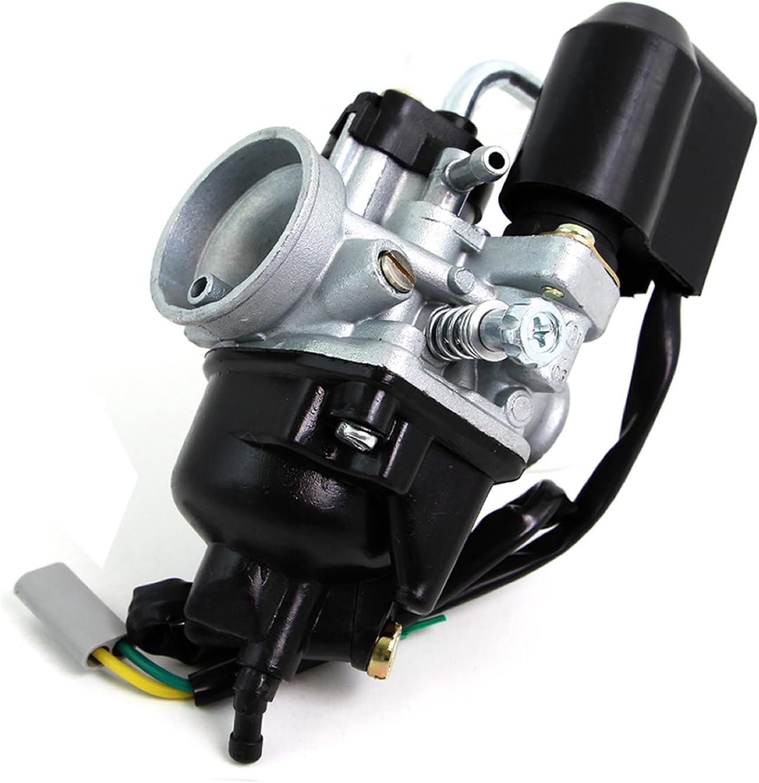 GP1 Revolution 50 Bullet 50 Carburateur de rechange 17,5 mm pour Derbi Atlantis 50 Atlantis 50 GPR 50 Racing /à partir de lann/ée de construction 2005