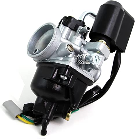 Unbranded Racing 17,5mm CARBURATORE Automatico per Piaggio Nrg 50 MC3 MC2 DD Power NTT 2T