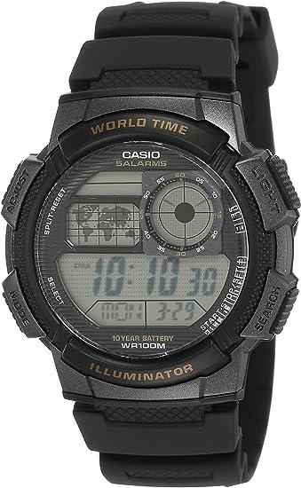 CASIO (カシオ) 腕時計 デジタル AE-1000W-1A メンズ 海外モデル [逆輸入品]