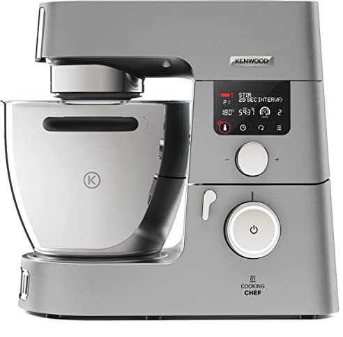 Amazon.De: Kenwood Cooking Chef Gourmet Kcc9060S | Küchenmaschine