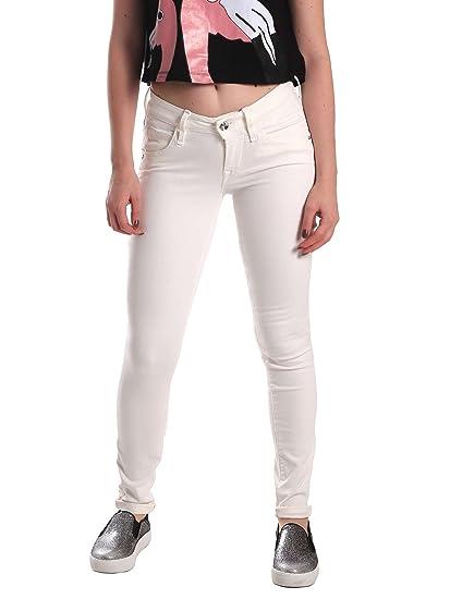 meet 2ec12 35c27 Fornarina BER1H37D73409S Jeans Women: Amazon.co.uk: Clothing