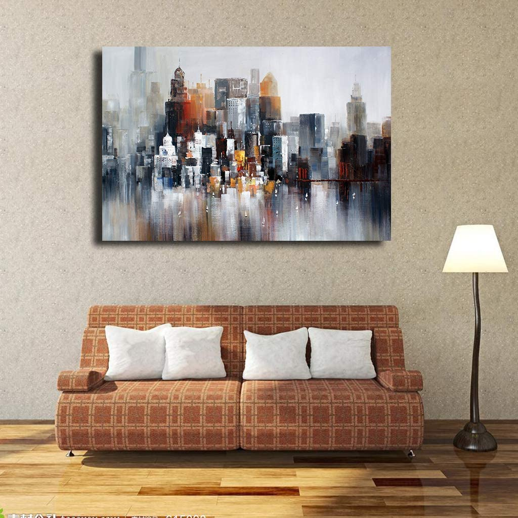SHOULI Paintings Pre-Stretched Canvas Prints Wall Art for Room Decorations