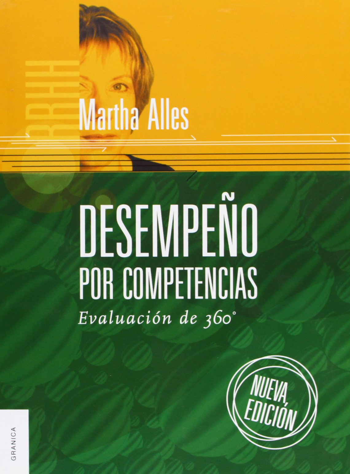 Desempeño Por Competencias Alles Martha Alicia 9789506415402 Books