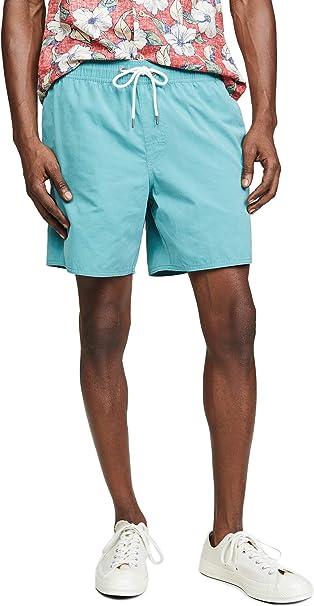 RVCA Mens Gerrad Elastic Shorts