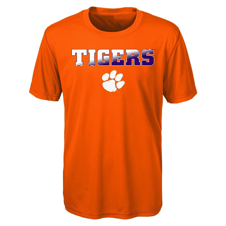 【メーカー包装済】 NCAA Tigers Clemson Clemsonパフォーマンス半袖Tee Large Clemson Large Tigers B01M0QDIMH, KIRARA by shin:ef77ebfe --- a0267596.xsph.ru