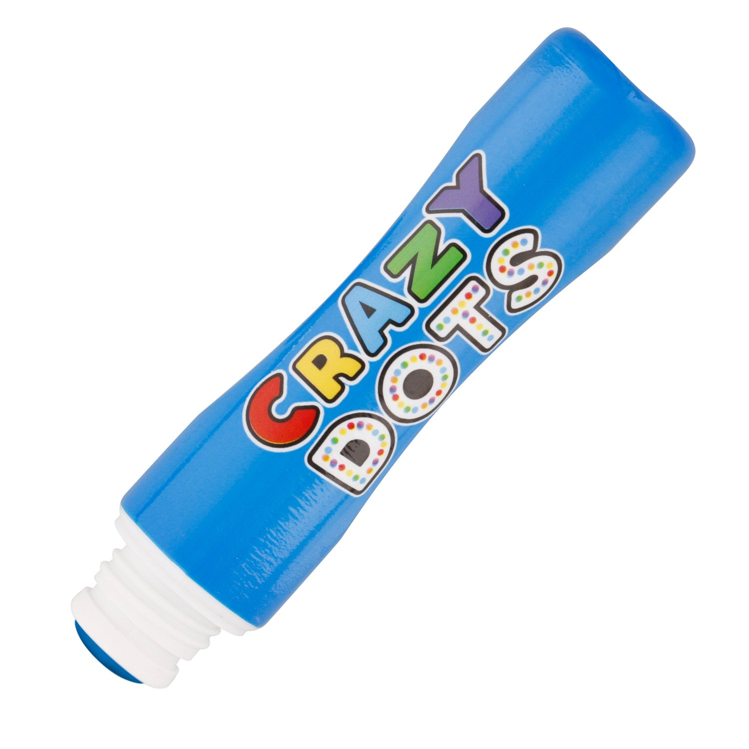 U.S. Art Supply 8 Color Crazy Dots Markers - Children's Washable Easy Grip Non-Toxic Paint Marker Daubers by US Art Supply (Image #4)
