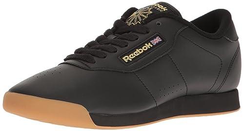 Reebok Zapatillas de princesa para mujer, negras / negras / negras, 7 m de EE. UU.