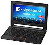 TOSHIBA dynabook AZ クラウドブック Android2.1搭載 10.1型ワイド PNAZ05MNA