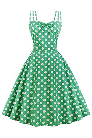 haute couture San Francisco les ventes en gros Babyonlinedress Femme Robe Soirée Chic Vintage rétro année 1950 Audrey  Hepburn pin-up Rockabilly Swing 3 Bretelles