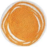 InterDesign Doodle Bedroom and Bathroom Accent  Rug, Orange
