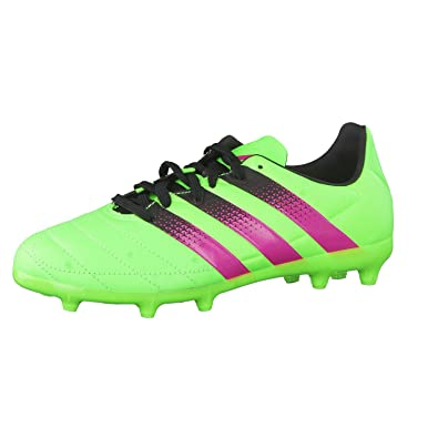 16 Mixte Adidas 3 Fgag De Bébé J Football Ace LeatherChaussures htrxCQsd