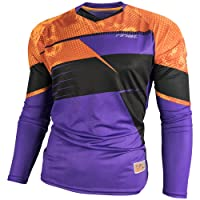 Rinat arkano Goalkeeper Jersey, Unisex, Unisex adult, Arkano, Purple/Neon