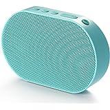 GGMM E2 Portable WiFi Bluetooth Speaker Alexa Built-in Alexa Speaker, Multi-Room Play Online Streaming Music Smart Stereo Speaker, Wireless Airplay Speaker with 10W Powerful Stereo Sound (Blue)