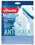 Vileda Lavette Anti-Calcaire Microfibre Lot de 2