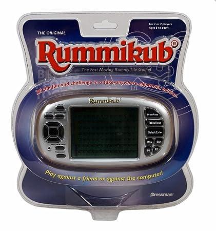 Amazon Electronic Rummikub Toys Games