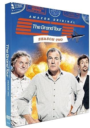 5e3491429ff010 THE GRAND TOUR Season 2 Emmy DVD Box Set Jeremy Clarkson Brand New    Sealed  Amazon.co.uk  DVD   Blu-ray