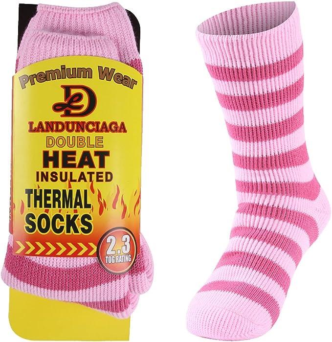 Men Women Ladies HOT SOCKS Thick Ultimate Thermal Socks   2.3 Tog