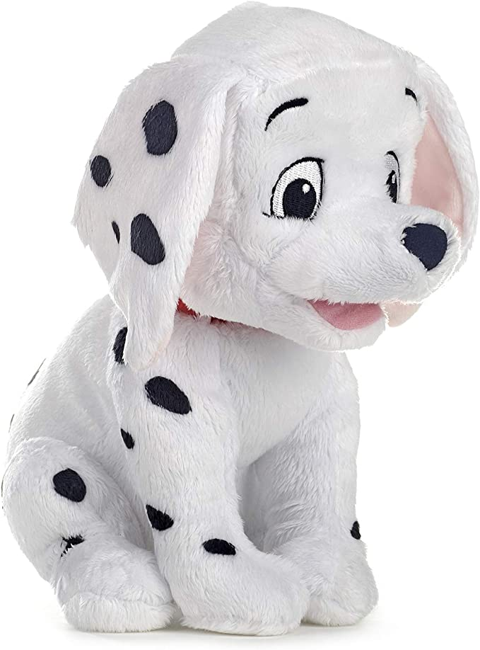 "101 DALMATIANS SOFT TOY 10/"" 25CM DALMATIAN PUPPY NEW LICENCED DISNEY"