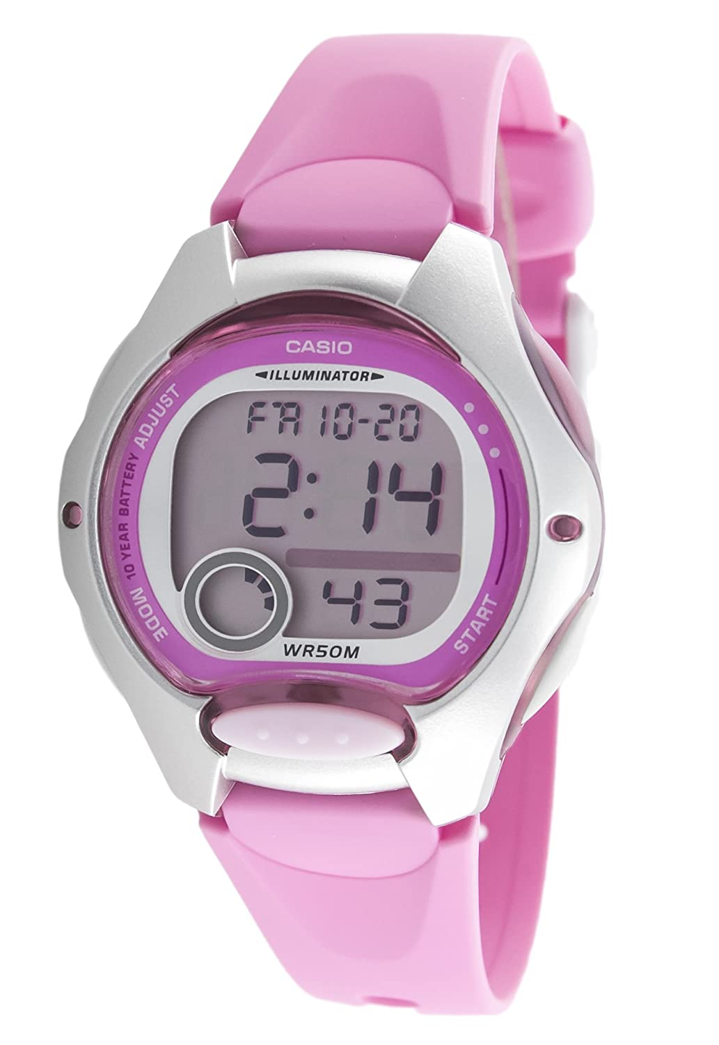 Casio Collection Reloj Digital para Mujer con Correa de Resina – LW