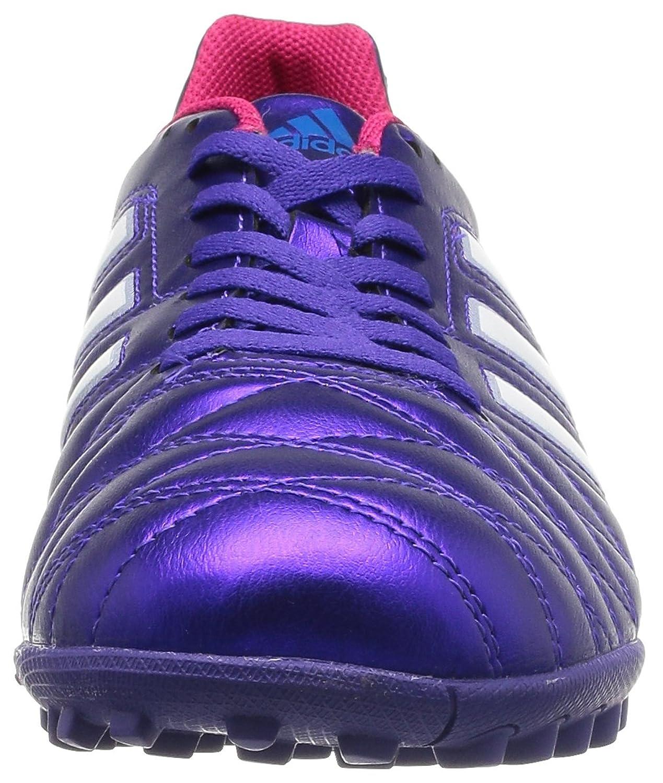 adidas 11Questra TRX TF, Chaussures de course homme - Violet - Blast Purple/Running White FTW/Vivid Berry, 41