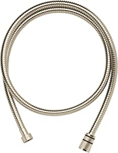 Grohe Rotaflex Metallic Hose,Brushed Nickel
