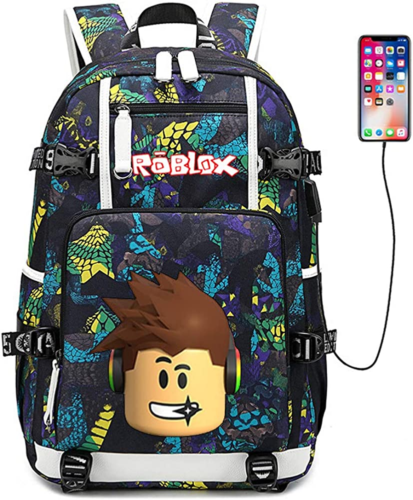 Multifunction Backpack,Casual Fashion Bags,Convenient Computer Backpack with USB Charging Port