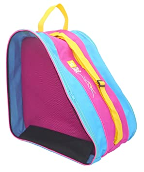 KRF The New Urban Concept Bolsa Mochila Porta Patines School Especial, Multicolor: Amazon.es: Deportes y aire libre