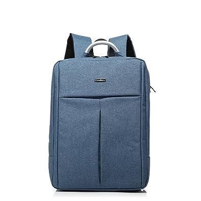 9609fad3da78 Amazon | ビジネスリュックサック ノートPC収納対応 iPad&タブレット専用ポケット ブラック | タウンリュック・ビジネスリュック