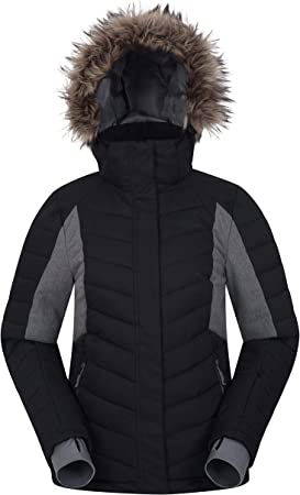 Mountain Warehouse Powder Gepolsterte Damen Skijacke