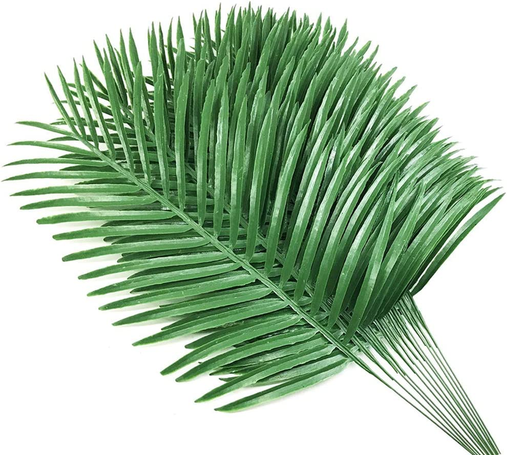12pcs Artificial Palm Plants Leaves Imitation Leaf Artificial Plants on herb plants for home, vine plants for home, potted plants for home, tropical plants for home, water plants for home, decorative plants for home, indoor plants for home,