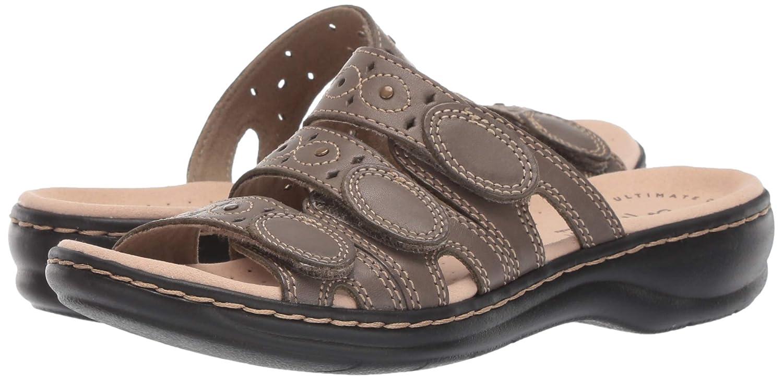a826c5cbb992 Amazon.com  CLARKS Women s Leisa Cacti Q Sandal  Shoes