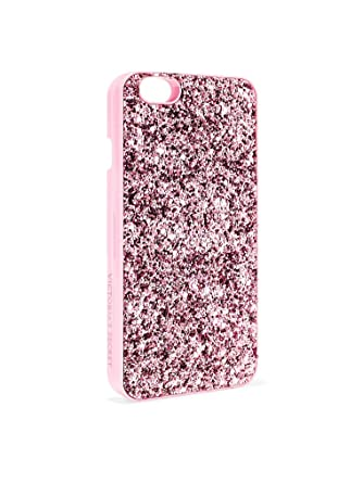 new product 8fb19 d181b Victoria's Secret Hard Case with Mirror and Card Holder iPhone 5/5S/5C Pink  Glitter