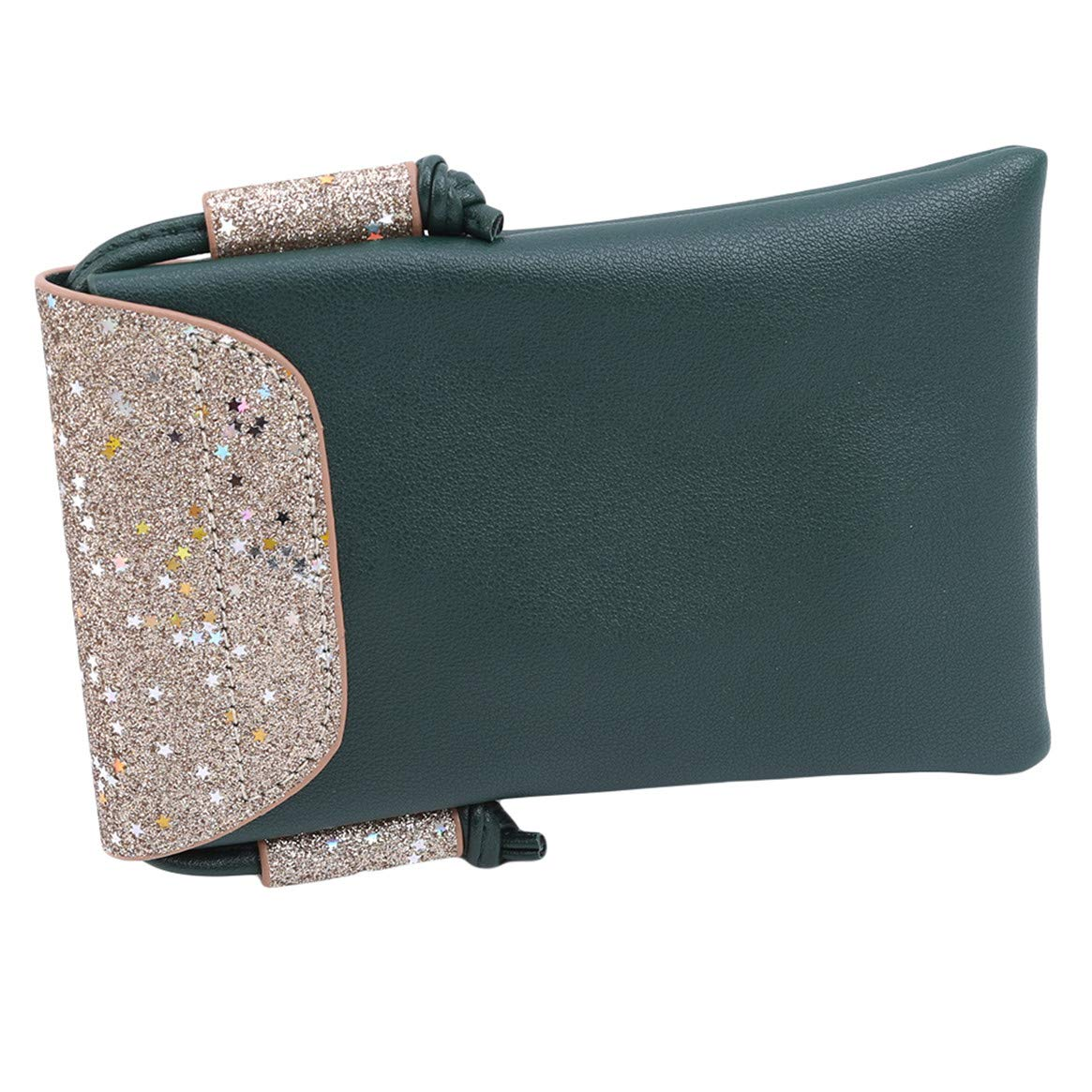 WEIHEE Cell Phone Bag Multipurpose PU Leather Carrying Cases Satchel Bag Shoulder Crossbody Bag