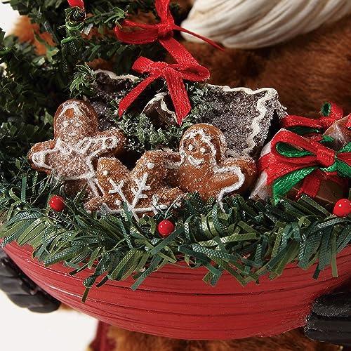 Department 56 Possible Dreams Christmas Santa s Tantalizing Treats Figurine
