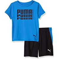 PUMA Baby Boys' T-Shirt & Short Set