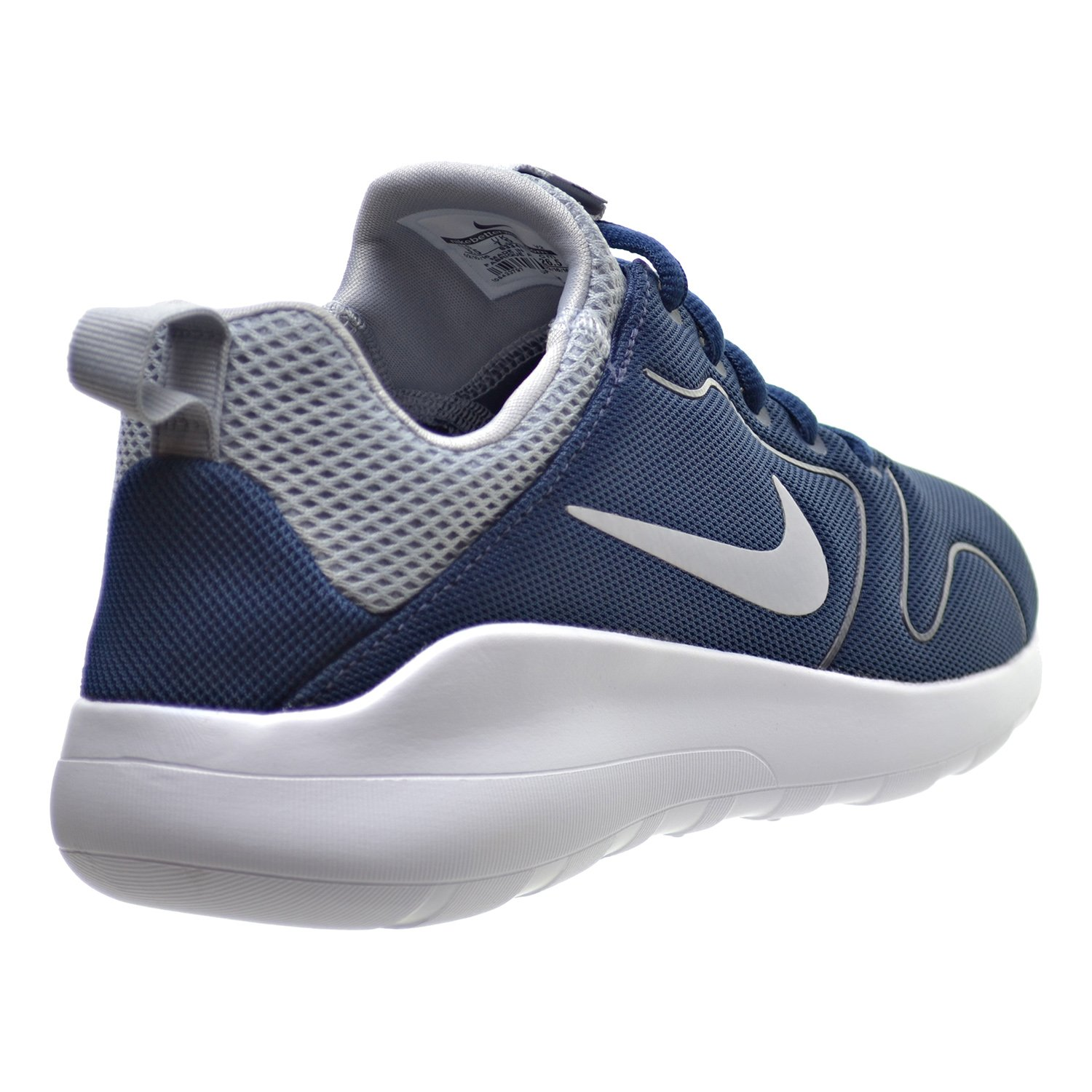 dbb9d10ff7089 ... best price nike kaishi 2.0 mens shoes midnight navy wolf grey white  833411 401 blue size