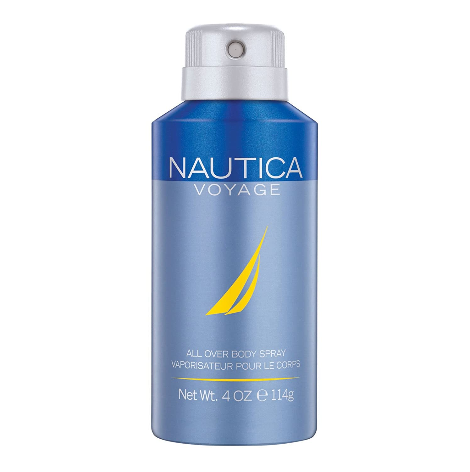 Nautica Voyage By Nautica Body Spray 4 Oz 820036000