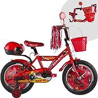 Torrini İtfaiye 16 Jant Bmx Çocuk Bisikleti Kırmızı