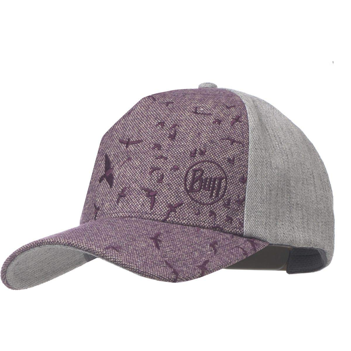 Amazon.com: Buff Snapback Cap - Zair Shadow Purple - Adult Sized: Clothing