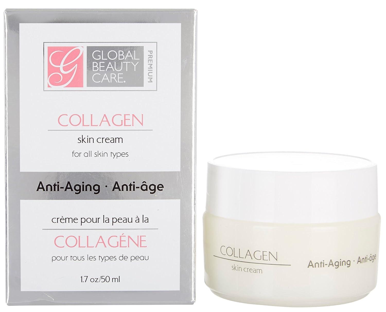 Global Beauty Care Premium Collagen Skin Cream-1.7 oz Cream