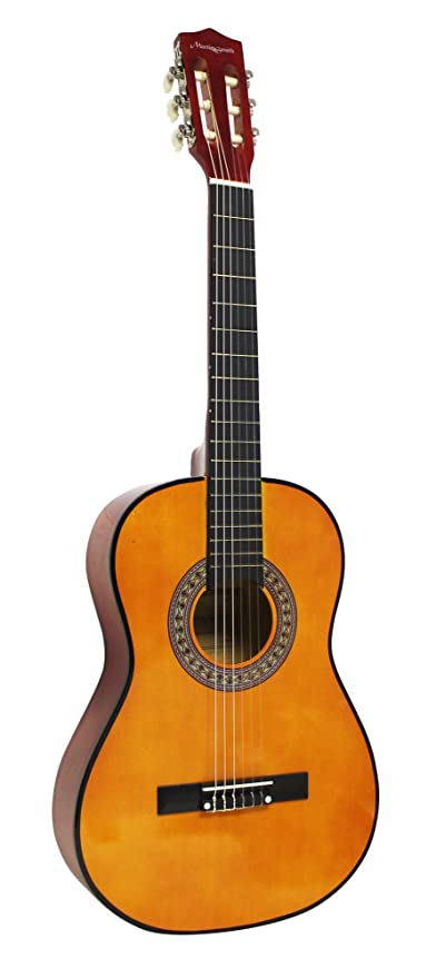Martin Smith W-560-N - Guitarra clásica, Natural, Tamaño 3/