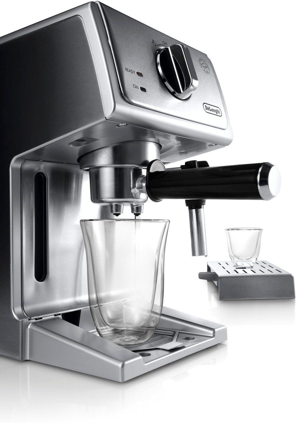 De'Longhi ECP3630's Design
