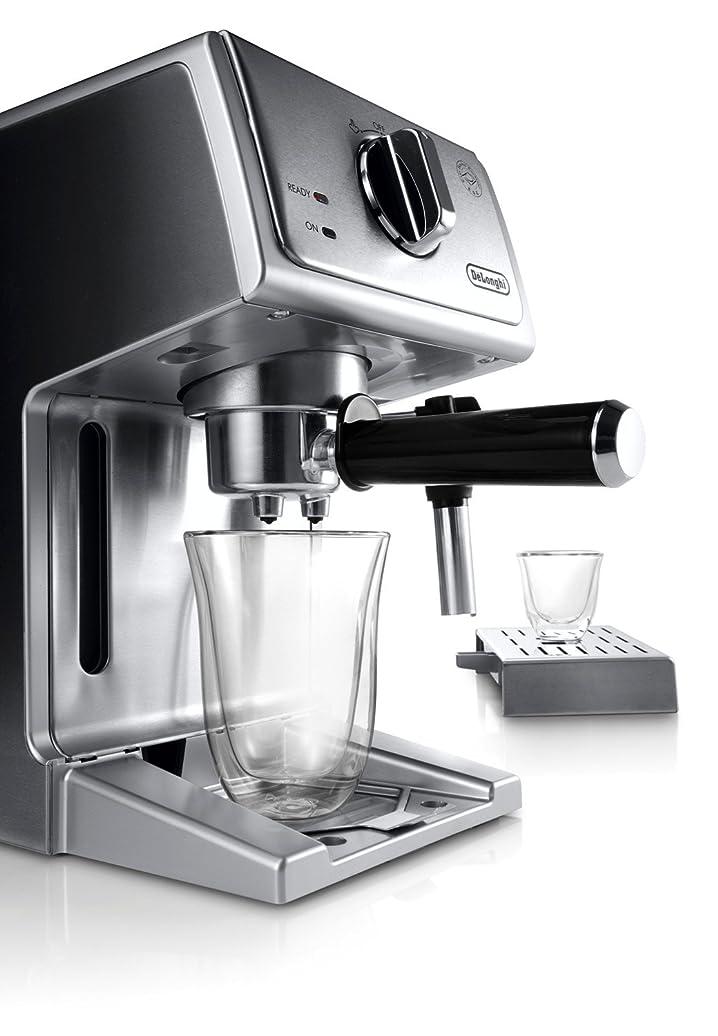 DeLonghi ECP3630 15 Bar Espresso and Cappuccino Machine with ...