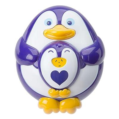 ALEX Toys Rub a Dub Floaty Fountain Penguins: Toys & Games