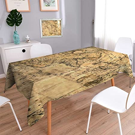 Review Waterproof Spill Proof Tablecloth