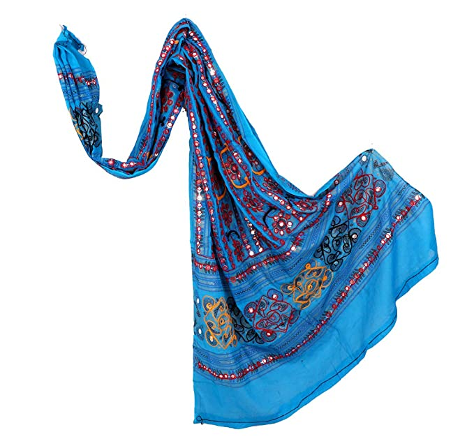 Indian Party Dupatta Scarfs