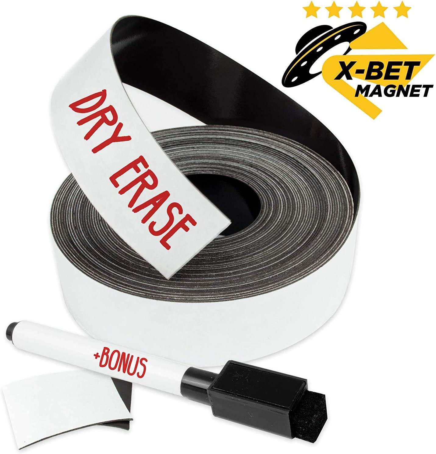 "1 Roll of White Blank Magnet 12/""wide x 10/' Feet  long High quality USA  $28"