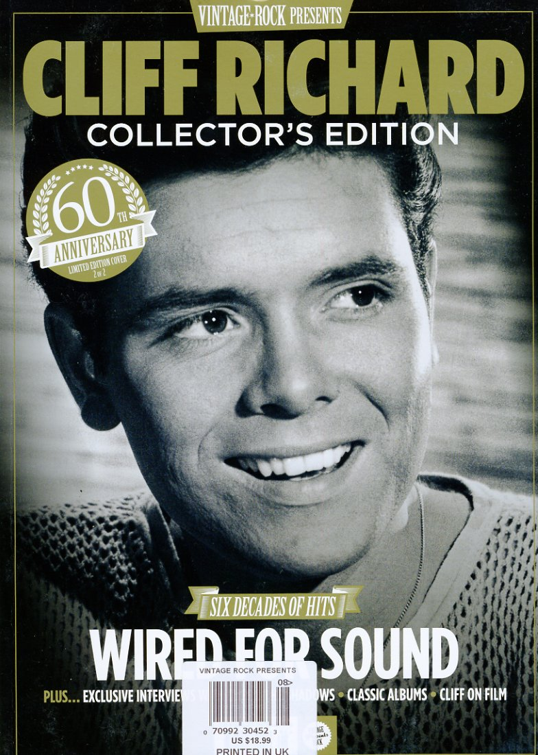 Download Vintage Rock Presents: Cliff Richard (Spring 2018) PDF