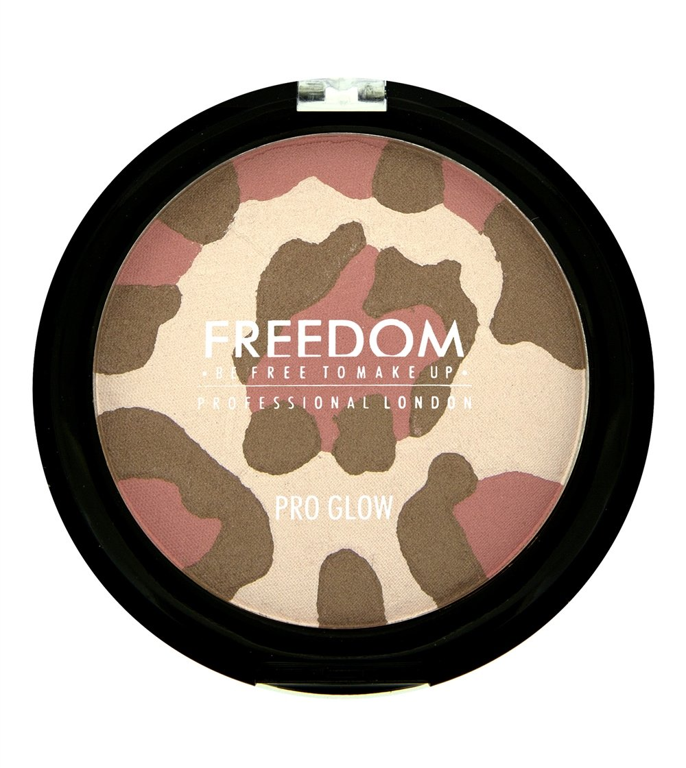Freedom Makeup–Rouge–Pro Glow–Meow 5029066056535